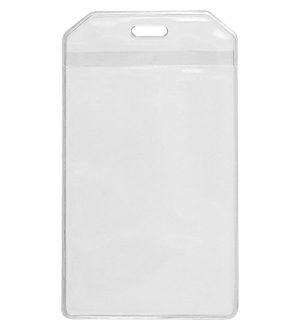 A13-Porta-Credencial PVC Clear