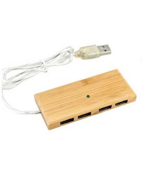 HUB-4-Puertos-USB-de-Bamboo