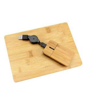 Set-Mouse-+-Pad-de-Bamboo