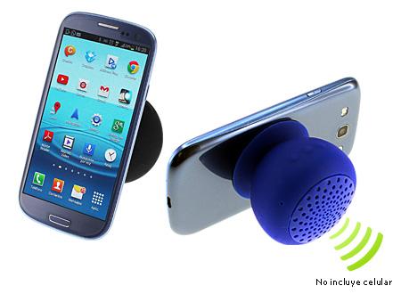 Bluetooth Altavoz Portáti CON CELULAR