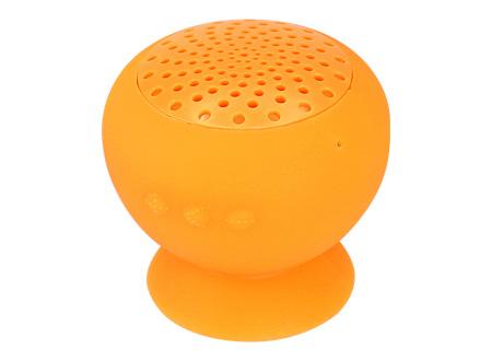 Bluetooth Altavoz Portátil Naranjo