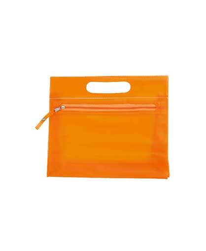 Cosmetiquero-Grande-de-PVC-naranjo