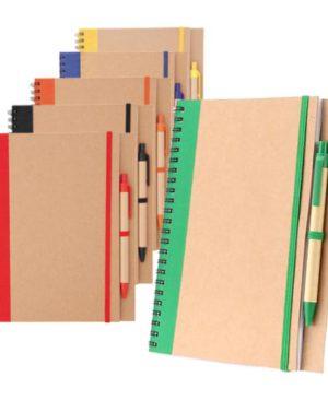 Cuaderno Ecológico Medio Oficio