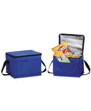 Cooler-Lonchera azul