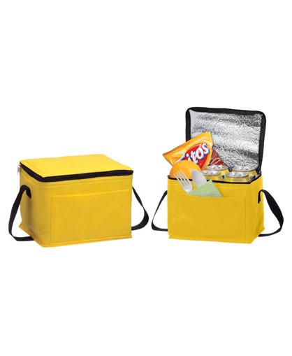 Cooler-Lonchera  amarillo