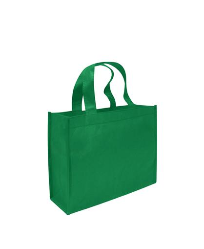 Bolsa ecologica para libros verde