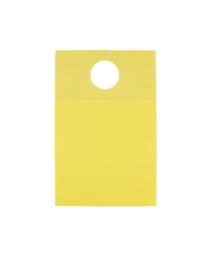 Bolsa Ecol—gica para el Auto Amarillo