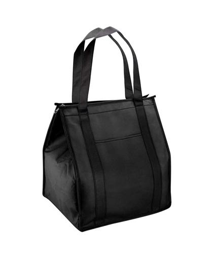 bolsa ecologica cooler negro