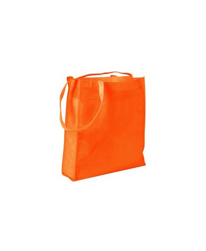 bolsa ecologic de compras naranjo