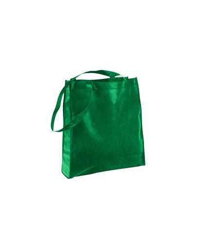 bolsa ecologic de compras Verde