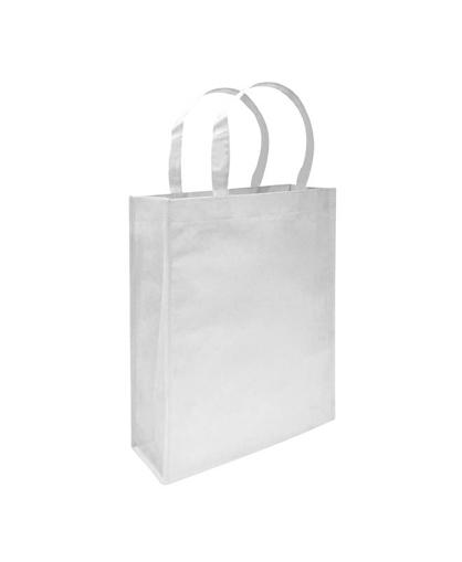bolsa ecologica  blanco