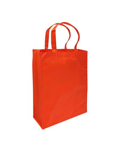 bolsa ecologica  rojo
