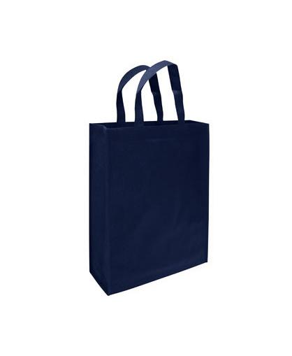 bolsa ecologica azul marino