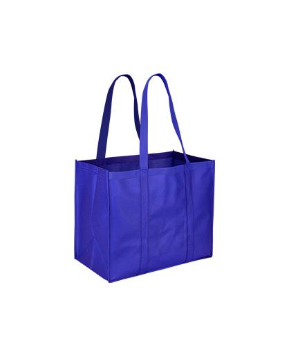 bolsa ecologica extra grande azuluno