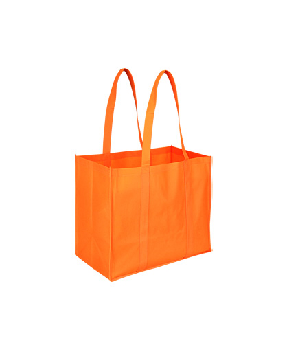 bolsa ecologica extra grande naranjo