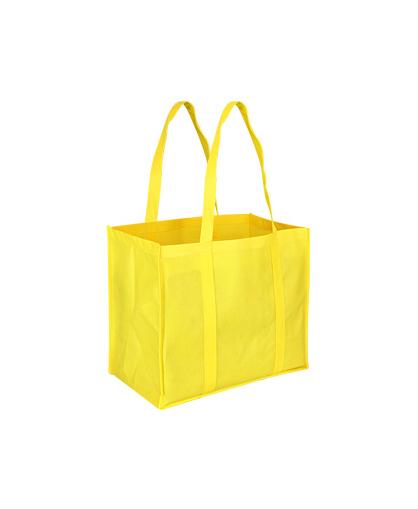bolsa ecologica extra grande amarillo