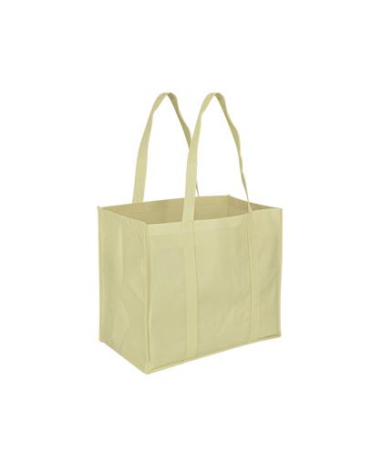 bolsa ecologica extra grande beige