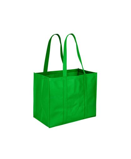 bolsa ecologica extra grande verde pistacho