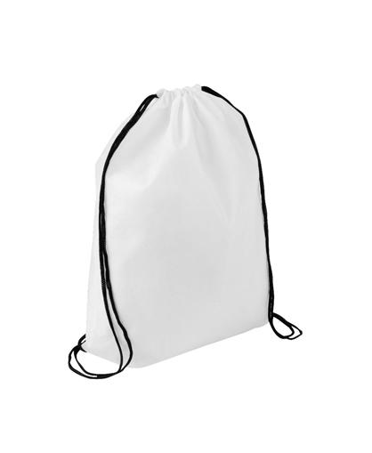 bolso mochila morral blanco