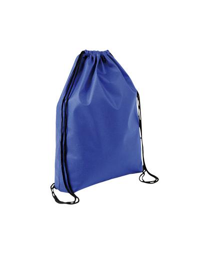 bolso mochila morral azul