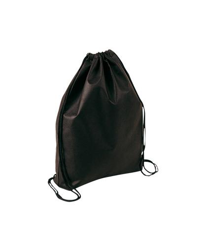 bolso mochila morral negro