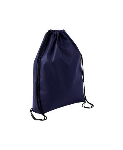 bolso mochila morral azul marino