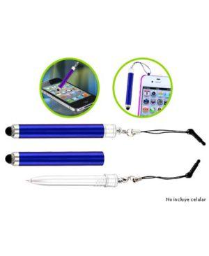 Lapiz Plastico Touch Screen con soporte auifono