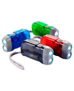 Linterna-LED-Dínamo