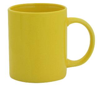 Tazón Cerámico de Color 350 amarillo