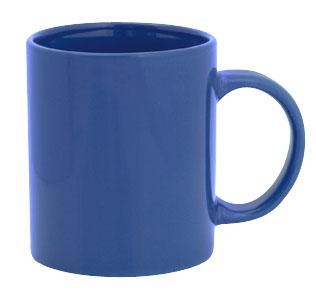 Tazón Cerámico de Color 350 azul