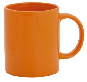 Tazón Cerámico de Color 350 -naranjo