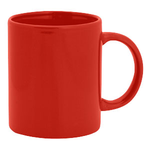 Tazón Cerámico de Color 350 -rojo