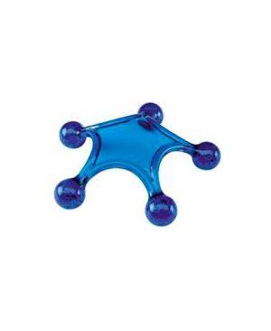 Masajeador-Estrella-azul