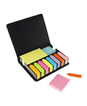 Set-Post-it-de-PU-Negro_1