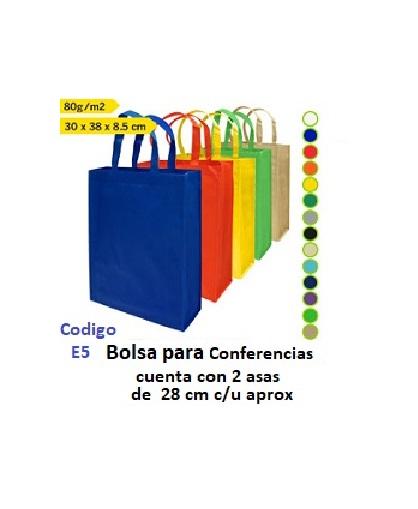 bolsa para conferencias