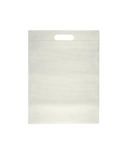 bolsa promocional ecologica blanco