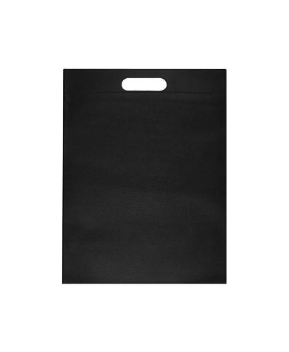 bolsa promocional ecologica negro
