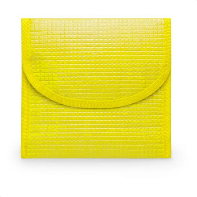 BOLSA TERMICA amarilla
