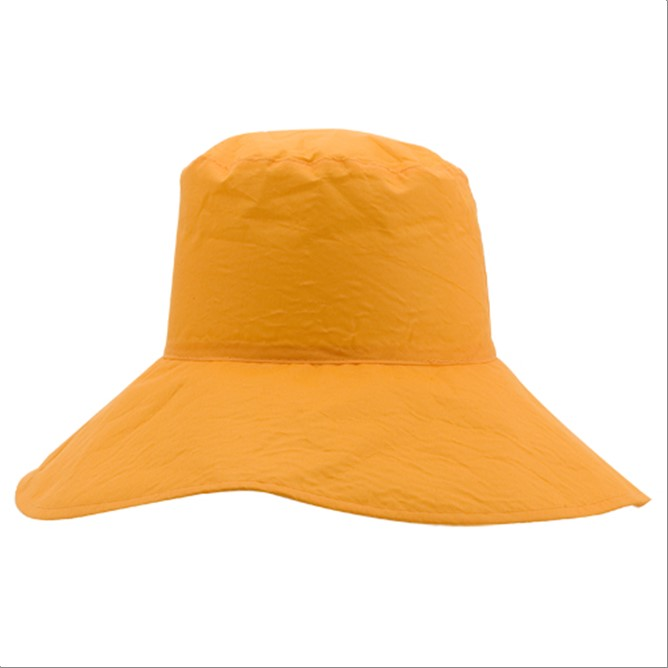 SOMBRERO SHELLY  NARANJA