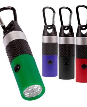 LINTERNA 9 LEDS