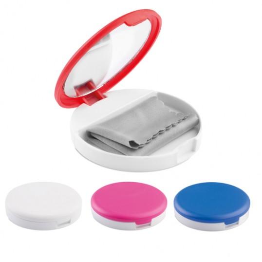 Soporte para movil con espejo y pa o easy power art culos publicitarios regalos - Soportes para espejos ...