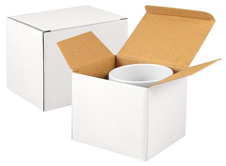 Tazón Cerámico Blanco 240cc caja