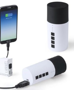 PARLANTE POWER BANK CON CABLE