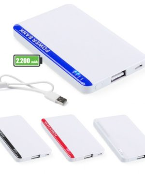 POWER BANK 2200 Ah PROMOCIONAL