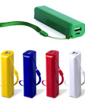 POWER BANK COLORES