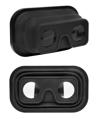 LENTES REALIDAD VIRTUAL PLEGABLES
