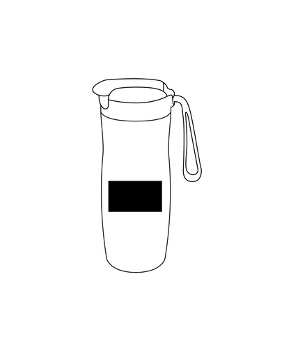 MUG ACERO INOXIDABLE-LOGO