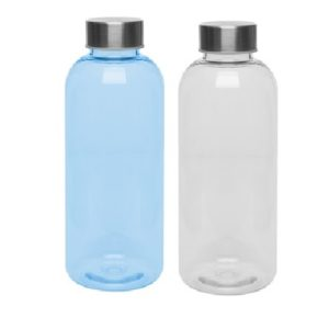 BOTELLA PLASTICO 600  ML TRASPATENTE