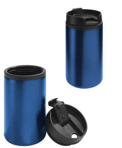 mug pequeño 250 cc azul