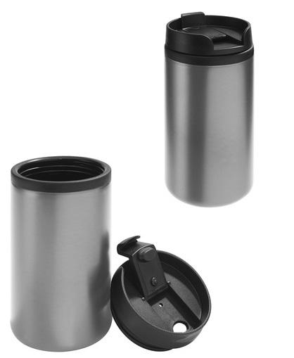 mug pequeño 250 cc gris